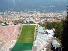 Autriche, Innsbruck, le Tyrol