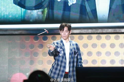 B IGBANG Fan Meeting Chongqing Day 2 2016-07-01 (6)
