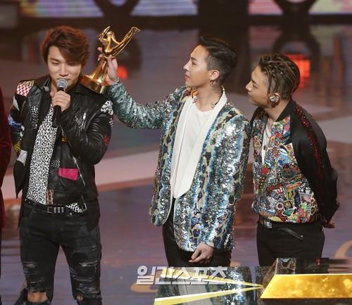 Big Bang - Golden Disk Awards - 20jan2016 - Press - 08