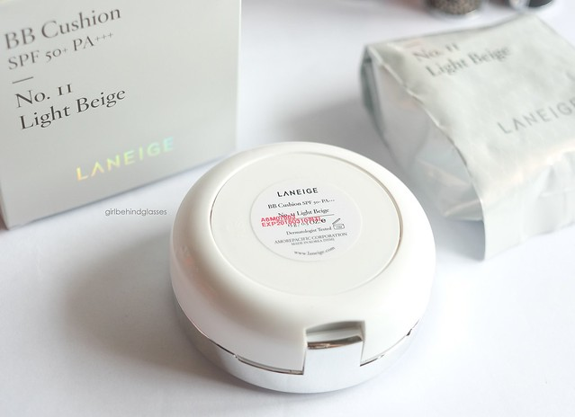 Laneige BB Cushion SPF50+ PA+++3
