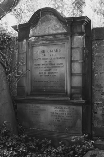 Rev John Cairns
