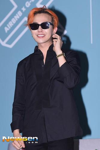 G-Dragon - Airbnb x G-Dragon - 20aug2015 - Newsen - 01