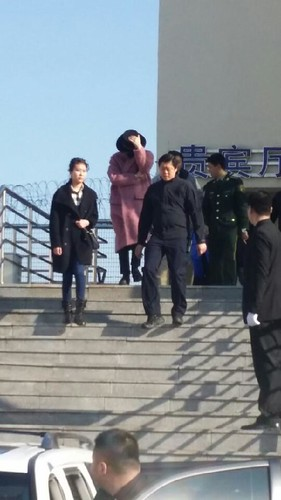 Big Bang - Harbin Airport - 21mar2015 - 蒙古酸奶權志龍 - 02