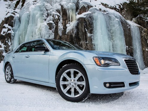 CHRYSLER GLACIER