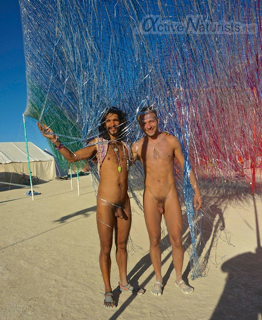 naturist 0000 Burning Man 2012, Black Rock City, NV, USA