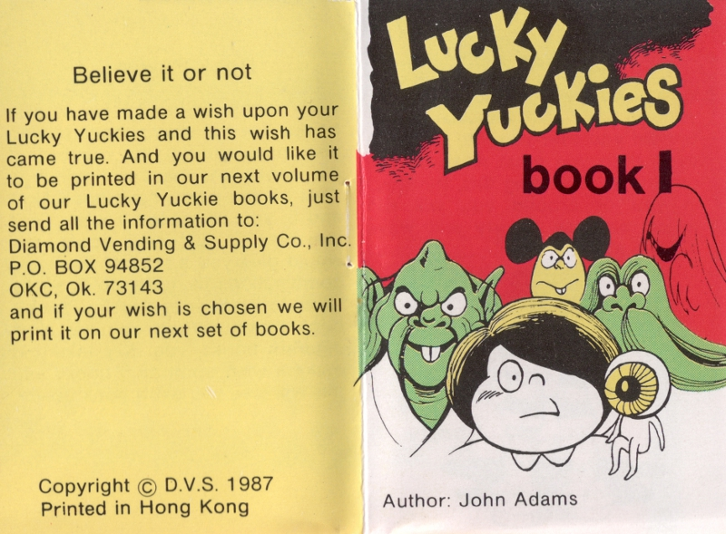 Lucky Yuckies