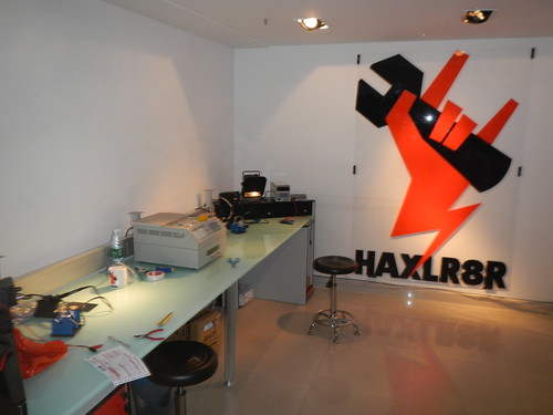 HAXLR8R, Shenzhen, China