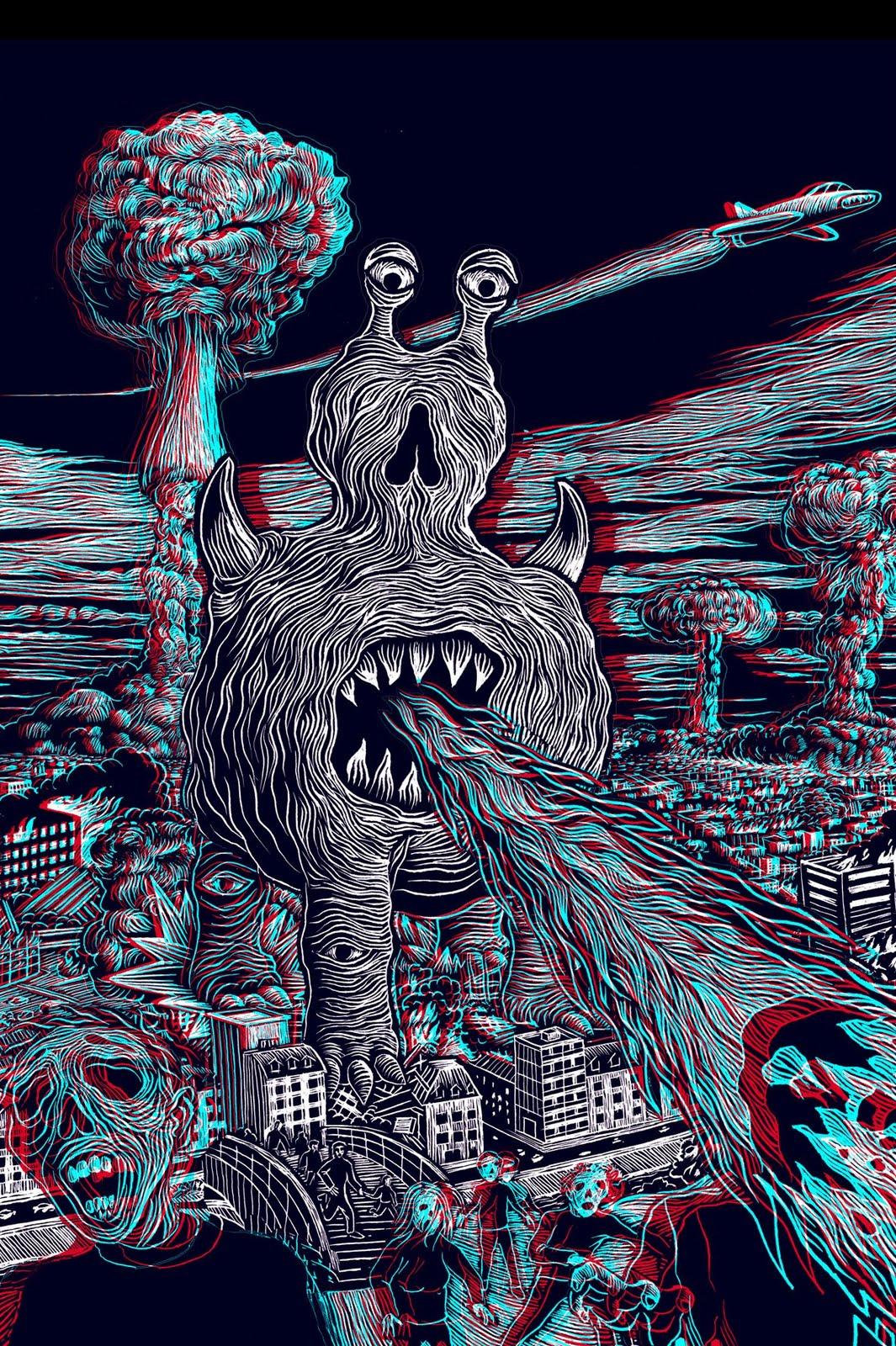 Tomahawk - Apocalypse (3D)