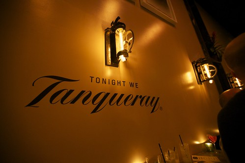 RE-Launch of Tanqueray Malacca at Trick Dog