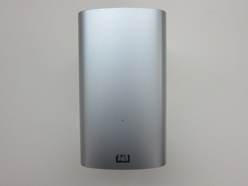 Western Digital My Book Thunderbolt Duo - Font View
