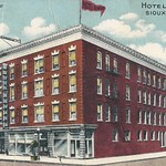 Sioux City, Iowa, Hotel Howard