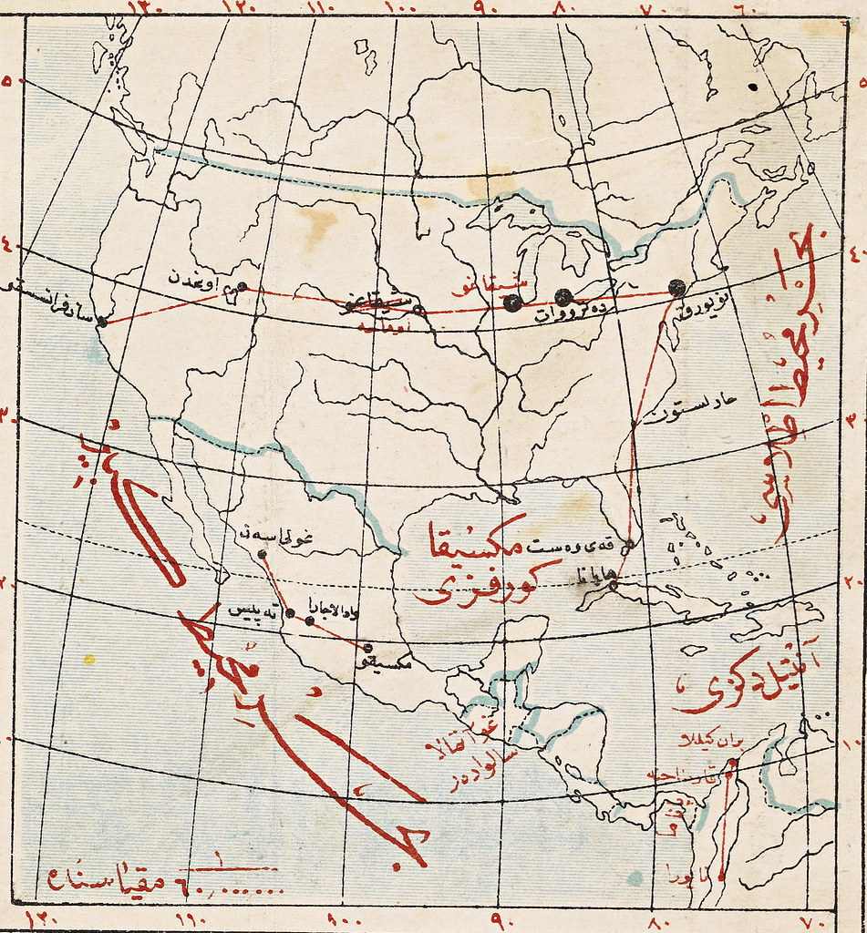 Ottoman Empires Take On US In Business Insider - Us map 1803