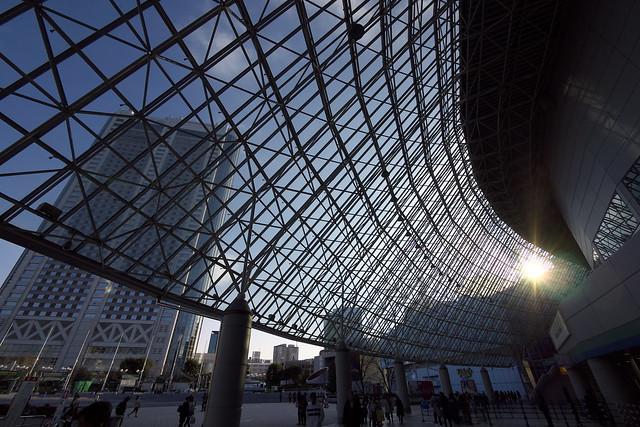 Suidobashi Sky - Dome
