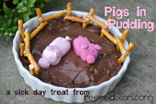 Pigs in Pudding