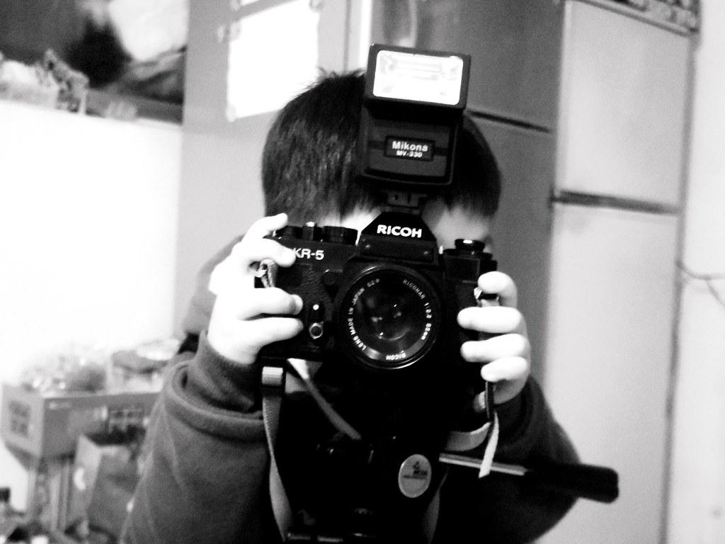 Lucas 過新年~~~by pentax Q #1 鏡