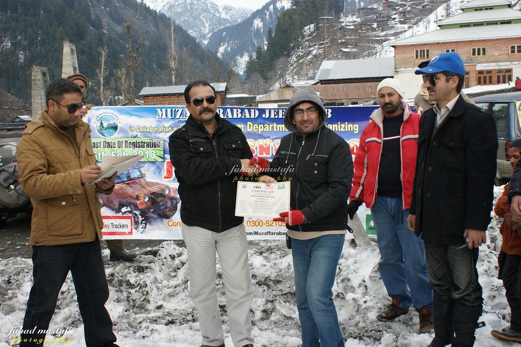 Muzaffarabad Jeep Club Neelum Snow Cross - 8470871289 c755206521 b
