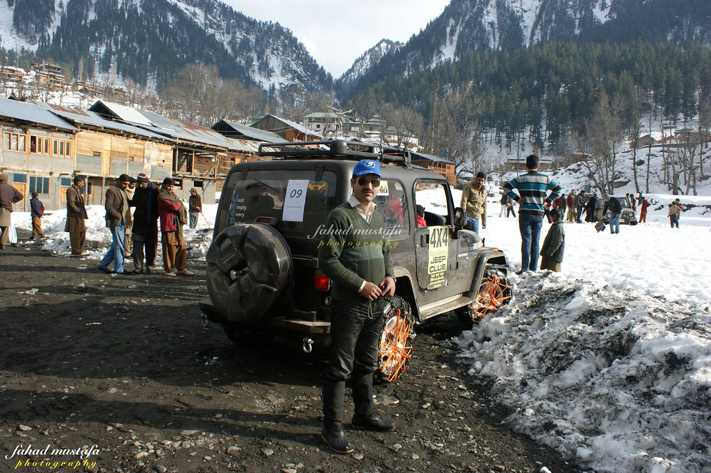 Muzaffarabad Jeep Club Neelum Snow Cross - 8471976280 26bc93e51b b