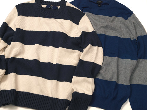 J.Crew / Stripe Sweater