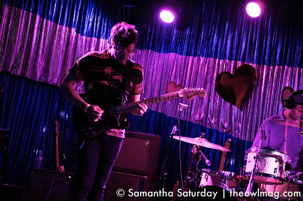 Painted Palms @ The Satellite, LA 2/12/13