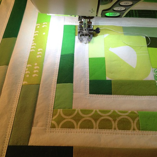 Quilting Labyrinth