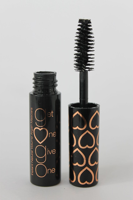 Josie Maran GOGO Instant Natural Volume Argan Mascara Review