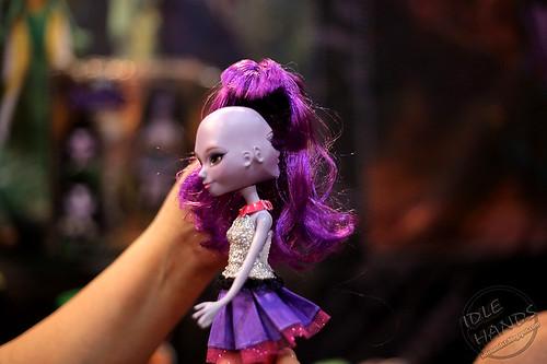 Toy Fair 2013 Playhut Mystixx Dolls 65