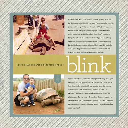 Blink (LOAD Day 9)