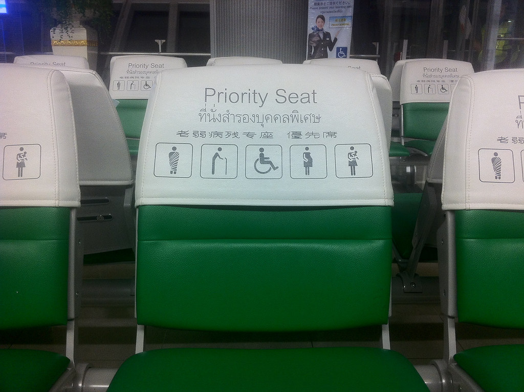 Priority Seating at BKK