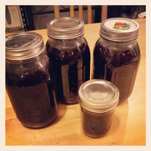 Also completed. Worcestershire sauce! #grandmaclub