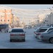 on the streets of Yakutsk