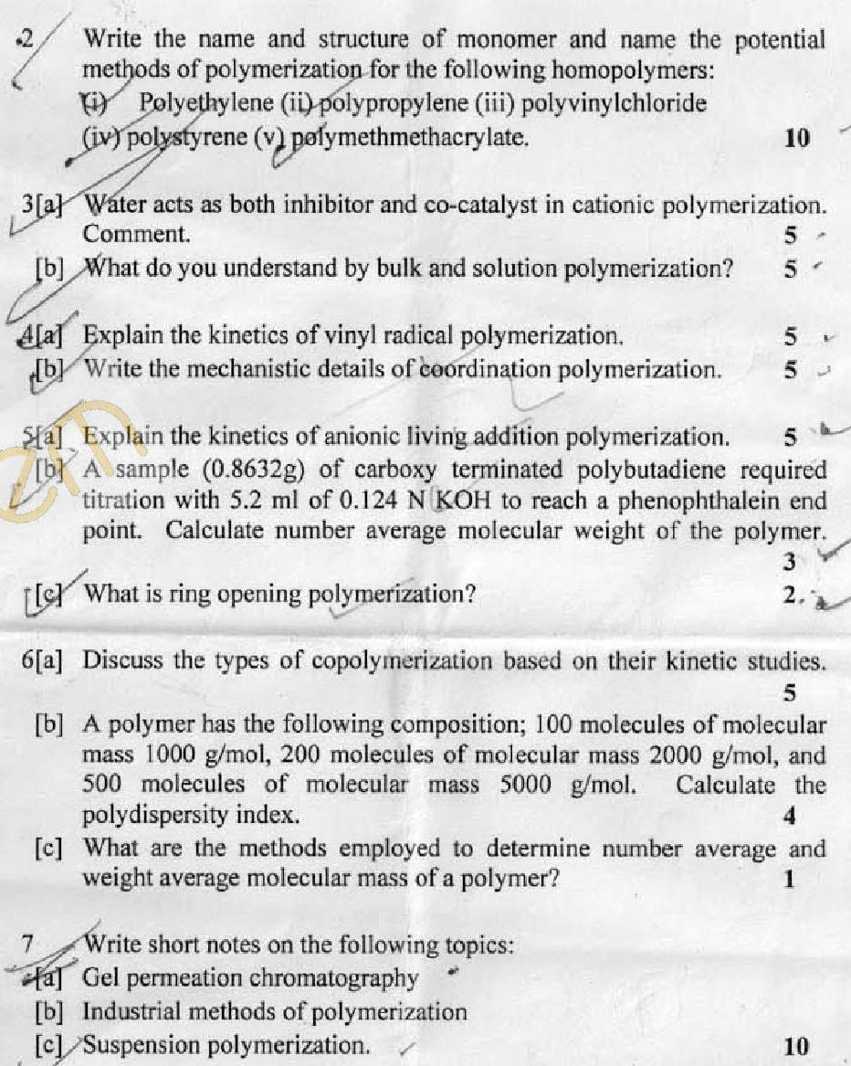 DTU Question Papers 2011 - 3 Semester - End Sem - PT-201