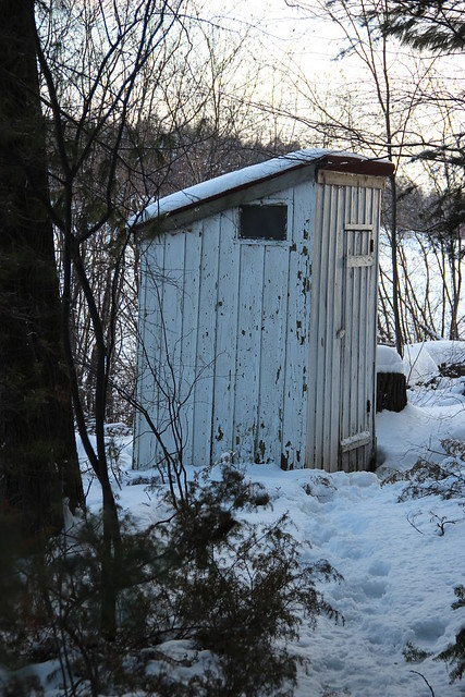 February outhouse 2
