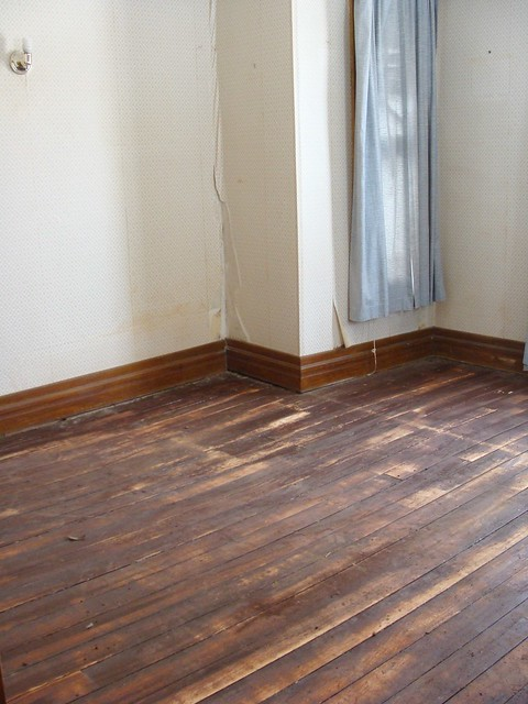 Boys Floors Before