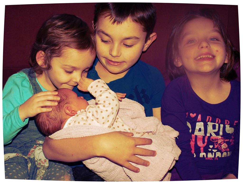 Evans-Critten Family Portrait
