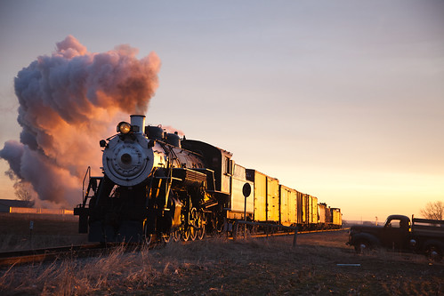 railroad steam restored steamtrain railfanning strasburgrr petelerro