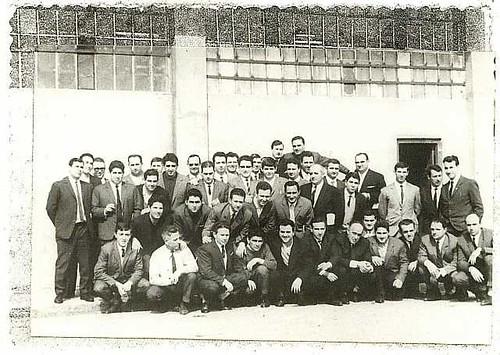 Gabierrotako lantegia Tajo 1965