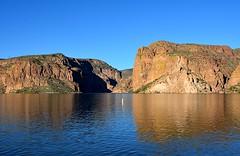 Canyon Lake Cliffs