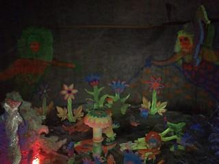 hongos alucinógenos