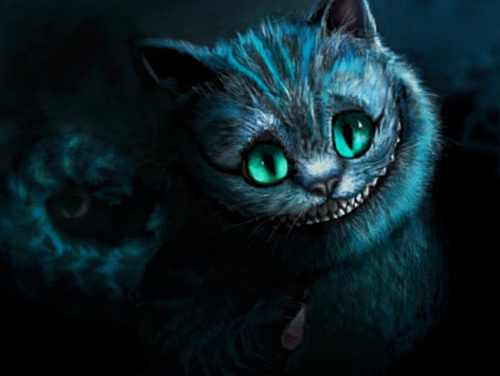 Cheshire Cat - Inspiration