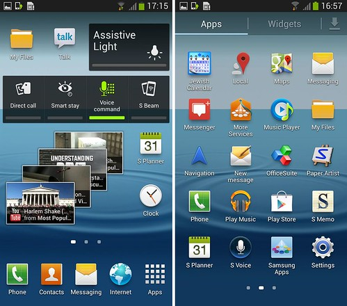Android 4.2.1 Galaxy S3