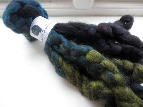 Hilltop Cloud shetland-merino-silk