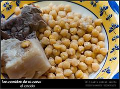 COMIDAS CASERAS = COCIDO
