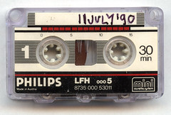 Philips 30 minute Minicassette
