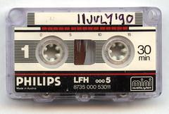 Philips 30 minute Minicassette