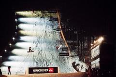 Quiksilver Snowjam 2013 - největší akce v historii českého snowboardingu