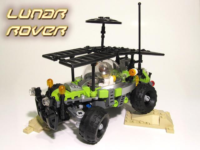 Lunar Rover 01