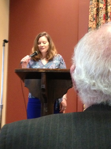 <p>Amanda Tudor, representing the Art at the Cathedral Committee, espressed appreciations from the broader arts community.</p>