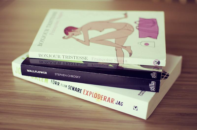Böcker och bageri