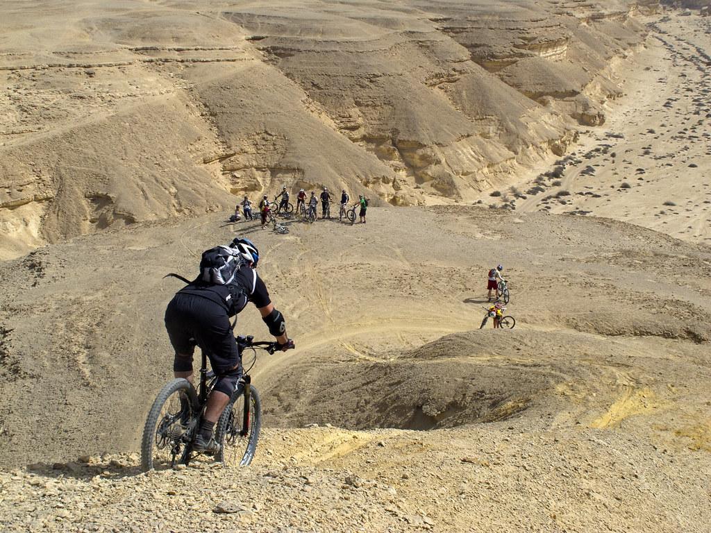 Wadi descent 4w