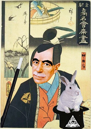 KABUKI KEYNES by Colonel Flick/WilliamBanzai7